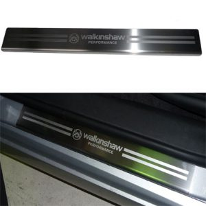 WALKINSHAW PERFORMANCE SILL PLATES VE/VF UTE