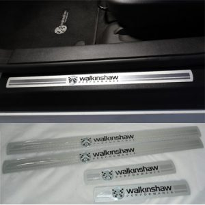 WALKINSHAW PERFORMANCE NAME DOOR SILLS PLATES SEDAN