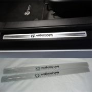 WALKINSHAW PERFORMANCE NAME DOOR SILLS PLATES UTE