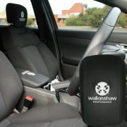 WALKINSHAW PERFORMANCE VF LOGO CONSOLE LID