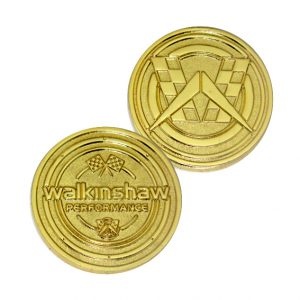 WALKINSHAW PERFORMANCE COLLECTORS COIN 2016