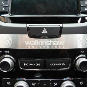 WALKINSHAW PERFORMANCE centre applique SERIES II